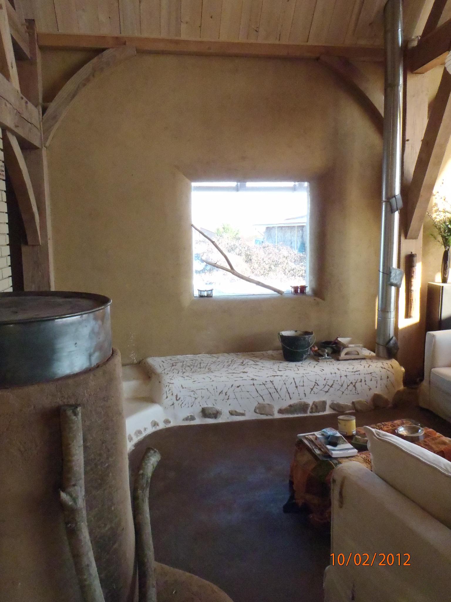 structures et constructions naturelles permaculturedesign. Black Bedroom Furniture Sets. Home Design Ideas