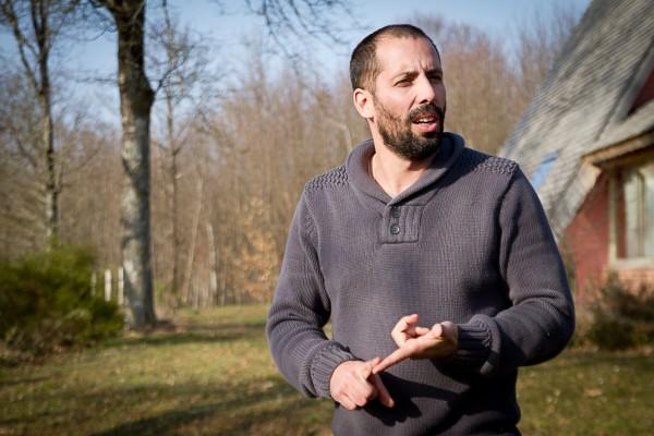 Benjamin Broustey Designer et Formateur en permaculture