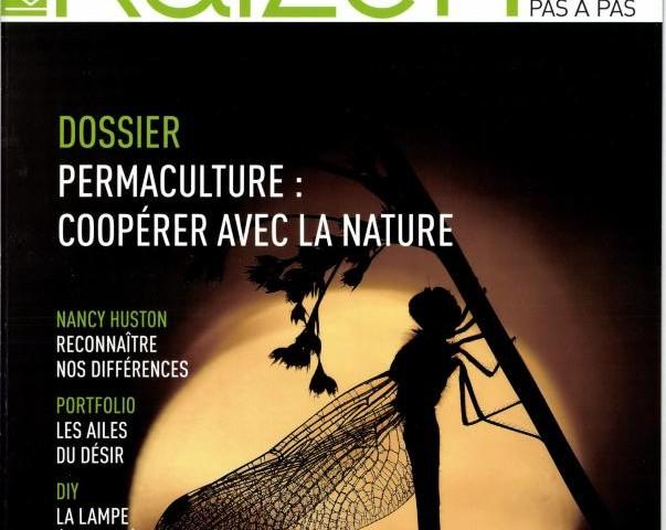 Broustey benjamin kayzen magazine permaculture