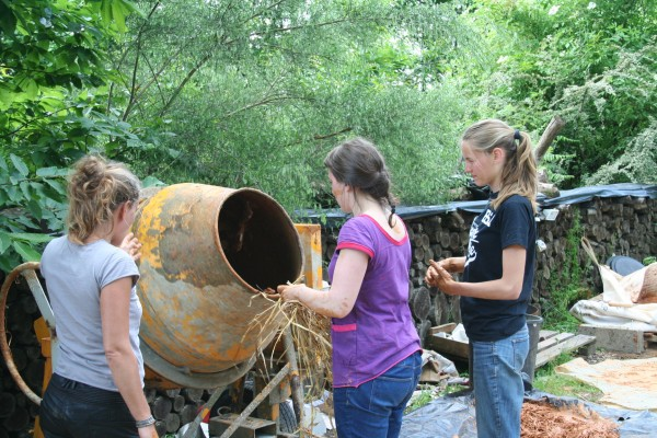 Formation permaculture La Goursaline 5
