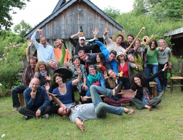 Formation permaculture La Goursaline