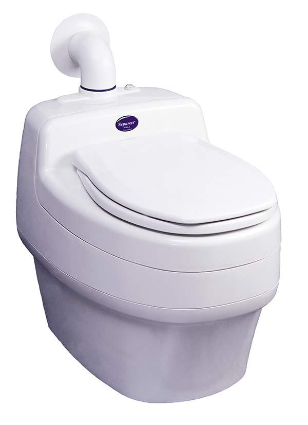 Toilette à séparation