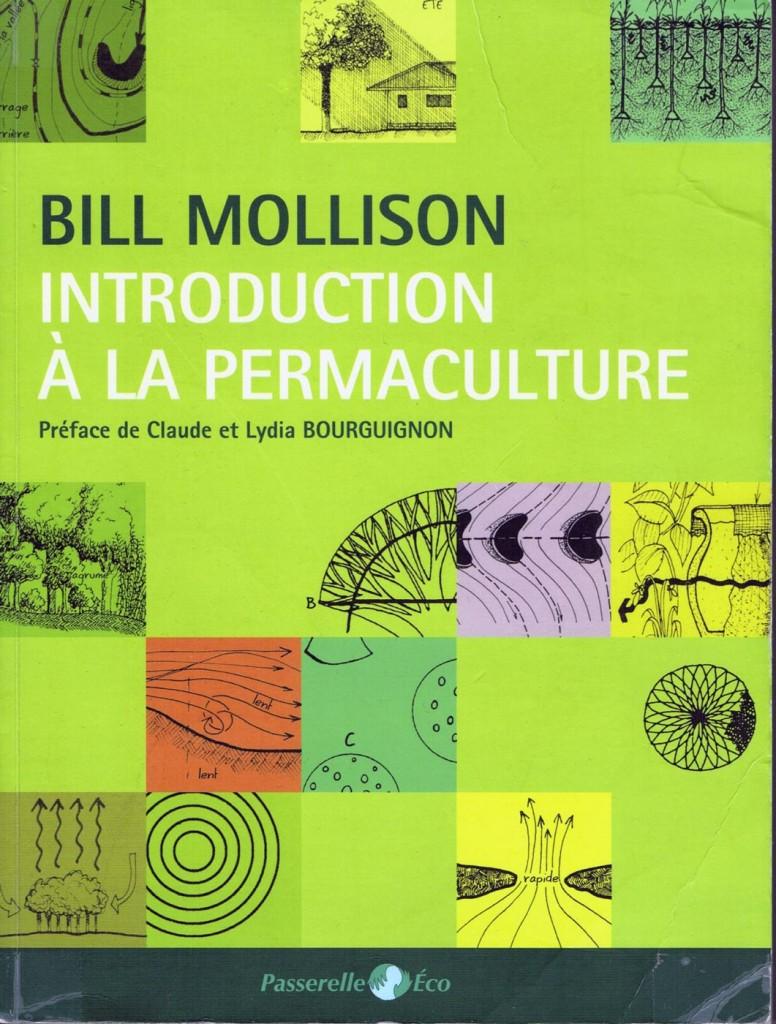 Livre Introduction de Bill Mollison