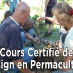 Formation permaculture, cours de design en permaculture