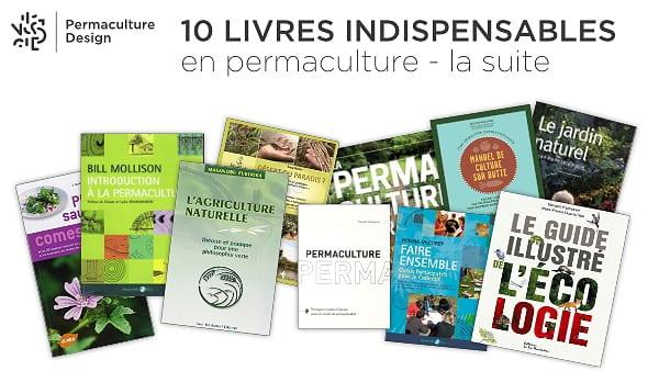 livres indispensables en permaculture