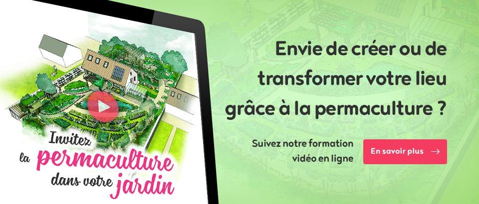 Envie de créer ou de transformer votre lieu grâce à la permaculture