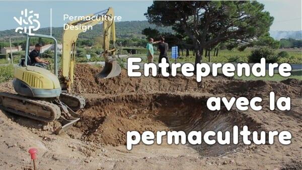 La création d'entreprises régénératrices avec le concept de permaculture comme guide est une solution pour devenir acteur du changement que nous souhaitons pour le monde et aider à la transition vers une nouvelle société.