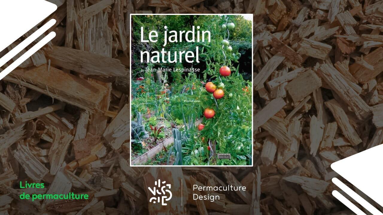 Livre Le jardin naturel