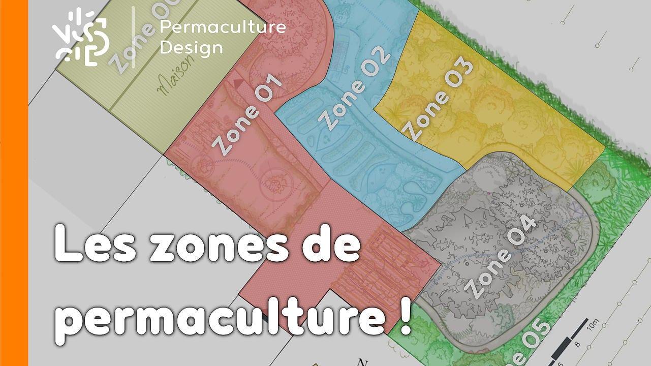 tre plus efficace gr ce aux zones de permaculture. Black Bedroom Furniture Sets. Home Design Ideas