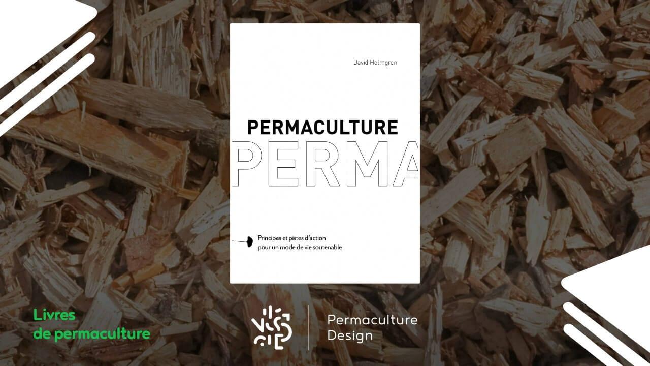 Livre Permaculture : Principes et pistes d'action pour un mode de vie soutenable de David Holmgren