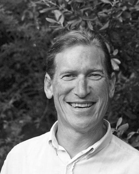 David Holmgren, cofondateur de la permaculture.