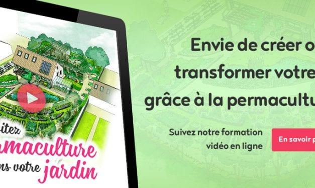 Envie de créer ou de transformer votre lieu grâce à la permaculture ?