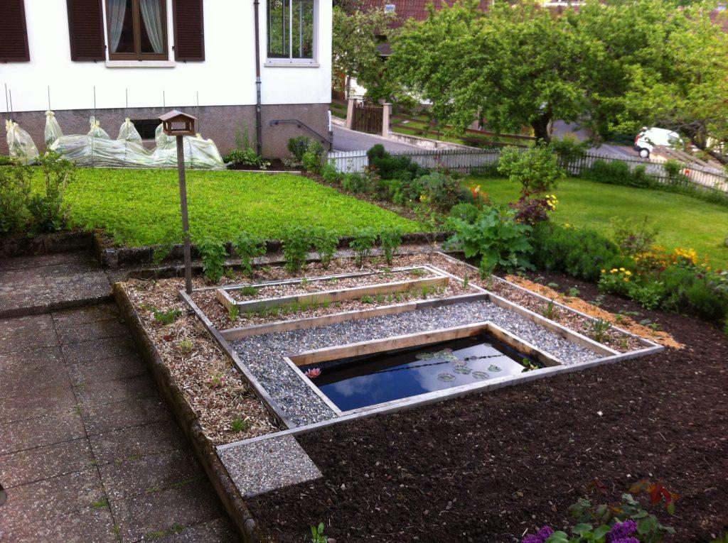 Toute l abondance de la permaculture chez vous sur 12m2 for Jardin 3p