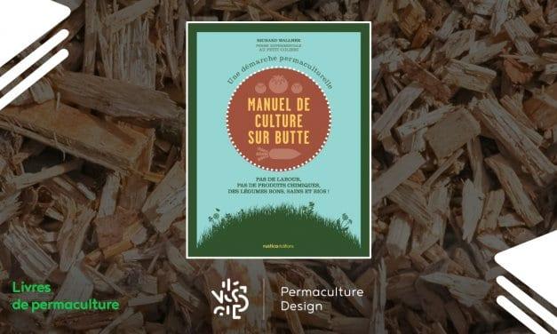 Livre Manuel de culture sur butte