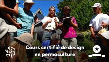Cours, stage et formation de permaculture, notre calendrier