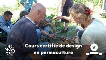 Suivre un stage ou une formation de permaculture