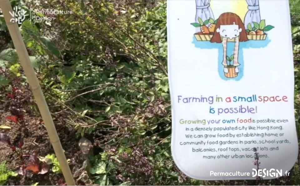 Une ferme urbaine pédagogique mettant en avant la permaculture, l'agroforesterie et l'agroécologie comme solutions aux problématiques urbaines.