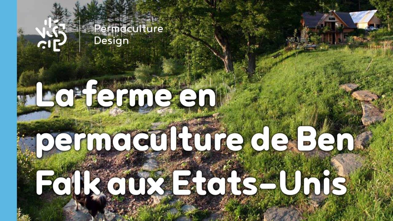 la ferme en permaculture de ben falk aux etats unis autonomie et r silience. Black Bedroom Furniture Sets. Home Design Ideas