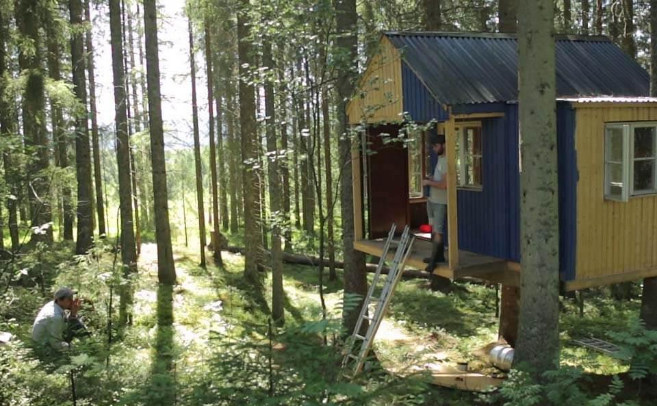 Ridgedale Permacultureest une ferme innovante, résiliente et rentable créée par Richard Perkins en Suède.