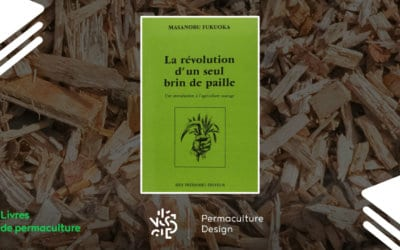 Livre « La révolution d'un seul brin de paille »