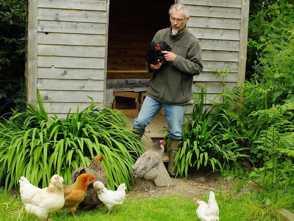 Livre pour se lancer dans l'élevage de poules ou parfaire l'installation de leur poulailler existant en favorisant le bien-être des poules et de leurs éleveurs !