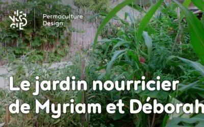 Un parking transformé en jardin nourricier : le design en permaculture de Myriam et Déborah