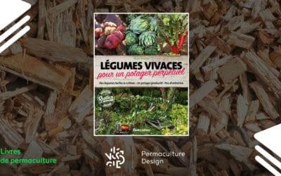 Livre Légumes vivaces pour un potager perpétuel