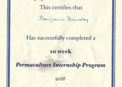 BB_Certificat 10 weeks internship