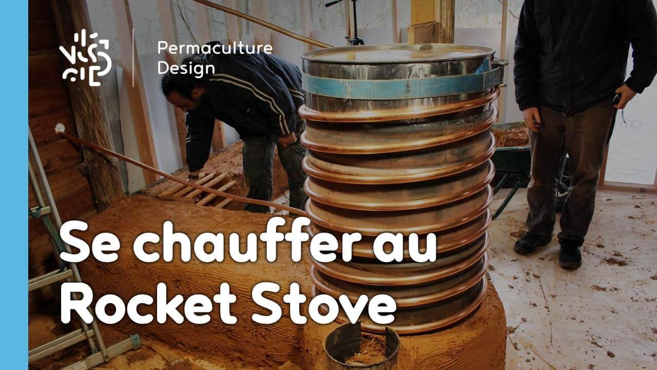 Construire Un Foyer Extérieur le rocket-stove : un poele de masse génial et pas cher