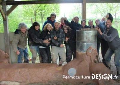 poele-chauffage-ecologique−formation−permaculture−design−02