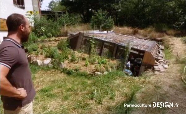 Les expérimentations de Romain dans son jardin en ...