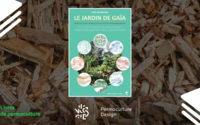 Livre Le jardin de Gaïa