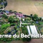 La ferme en permaculture du Bec-Hellouin de Charles et Perrine Hervé-Gruyer