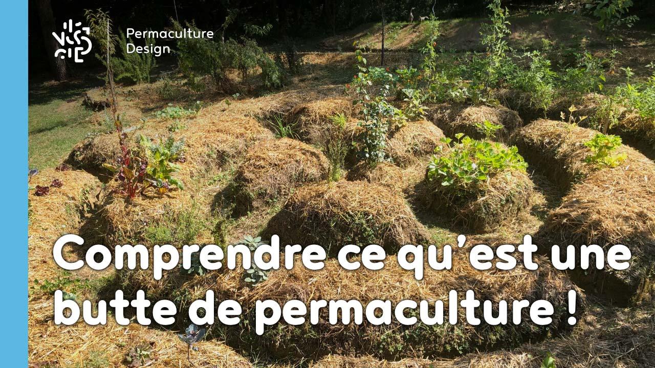 Quoi Planter En Octobre une butte de permaculture, c'est quoi ?