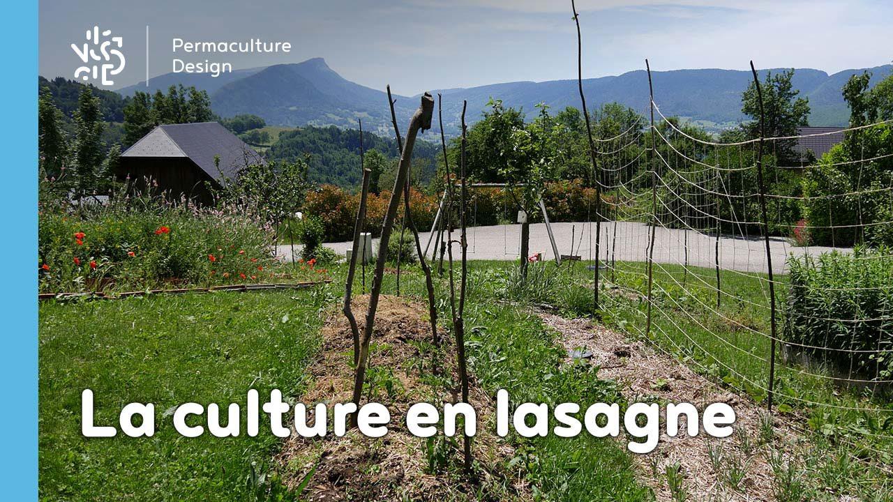 La culture en lasagne en Permaculture