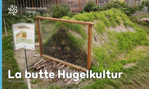 Hugelkultur : une butte popularisée par Sepp Holzer