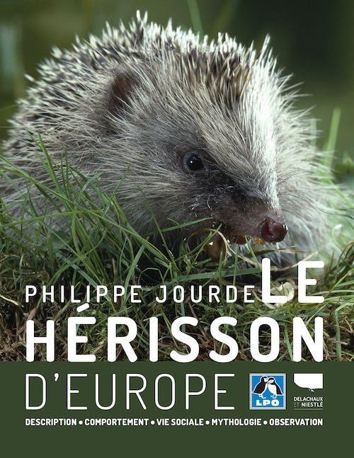 Livre Le Hérisson d'Europe