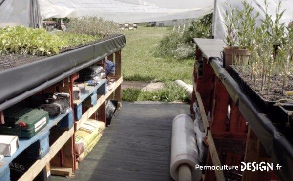 Découvrez le projet de micro ferme en permaculture de Sophie et Yoann, une microferme vivrière où l'éducation des enfants au fonctionnement de la nature joue un rôle central.