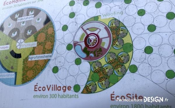 Créer un écohameau, un écovillage et plus largement un écosite inscrits durablement dans un territoire rural, c'est ce qu'expérimente le projet TERA, un projet collectif en permaculture qui regroupera à termes plusieurs centaines d'habitants.