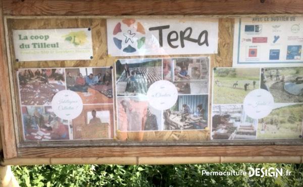 Intelligence collective, gouvernance, chantiers participatifs, jardins associatifs…le projet TERA c'est aussi apprendre à s'organiser et à vivre en communauté dans l'écovillage et plus largement sur les différents sites du projet.