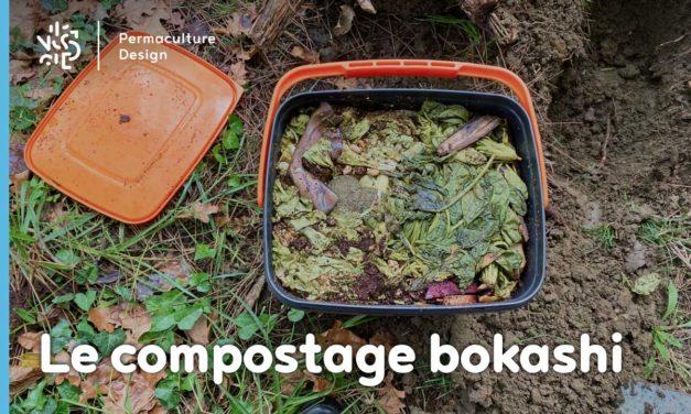 Le bokashi, un composteur de cuisine